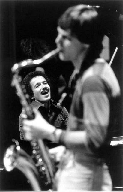 Keith Jarrett and Jan Garbarek