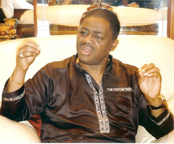 Femi Fani-Kayode allegedly received 1.7bn from GEJ, reportedly under investigation, view details at http://goo.gl/TG7NQg