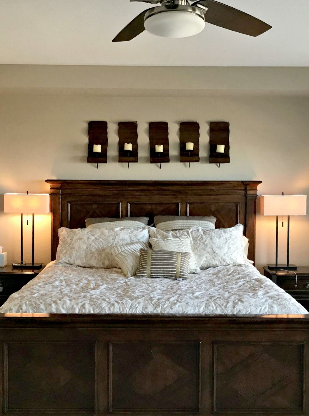 Is Beige Back? You Might Be Surprised! Wood bedroom