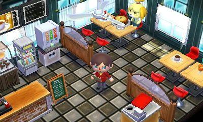 ハピ森 攻略 しずえの依頼 施設建設 飲食店 デザイン例も