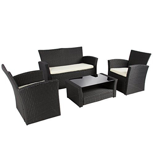 Best Choice Products 4pc Outdoor Patio Garden Furniture Wicker Rattan Sofa Set Black Review http://homepatiogarden.net/best-choice-products-4pc-outdoor-patio-garden-furniture-wicker-rattan-sofa-set-black-review/