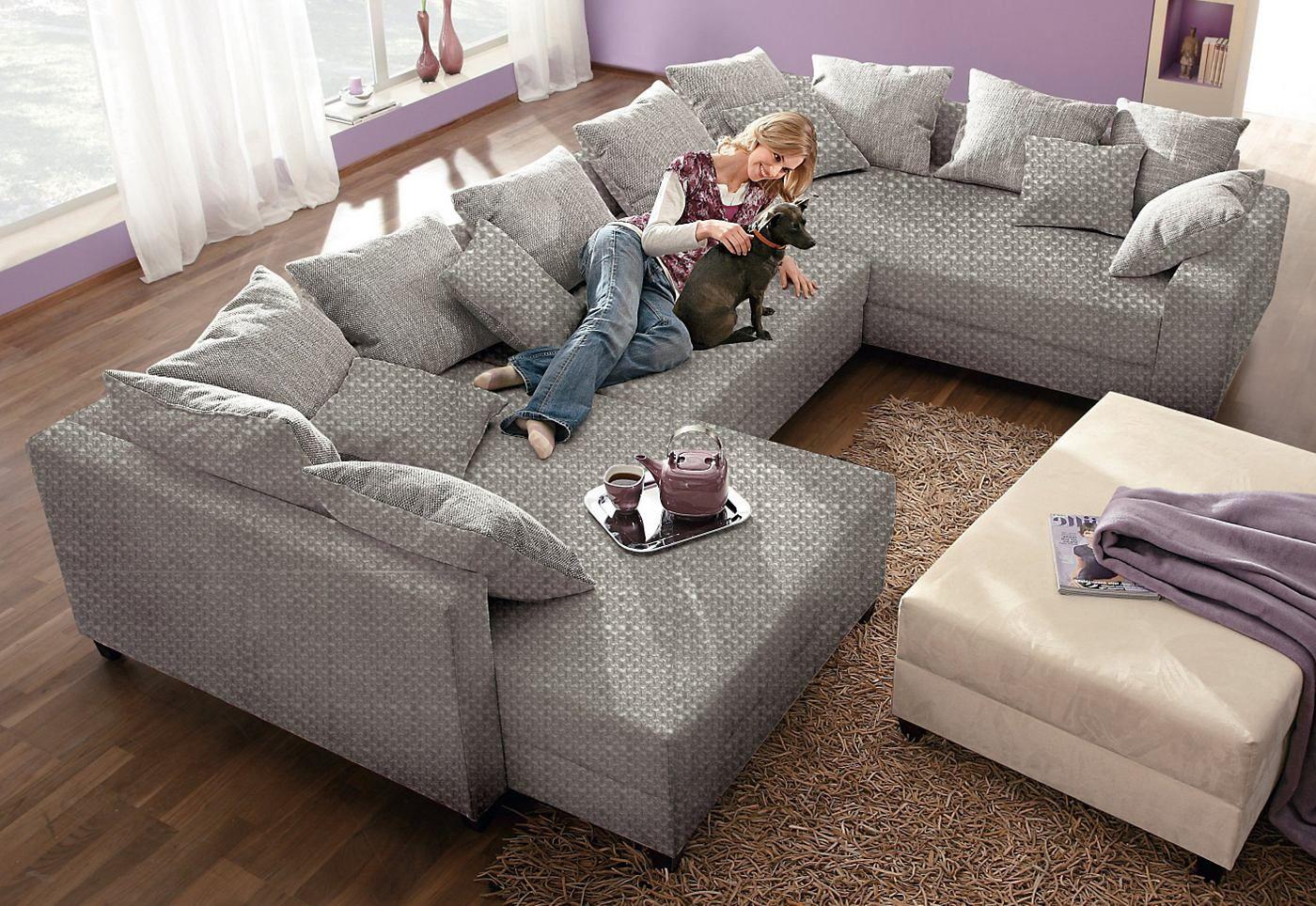 Home Affaire Wohnlandschaft Auch Mit Bettfunktion Produktkatalog