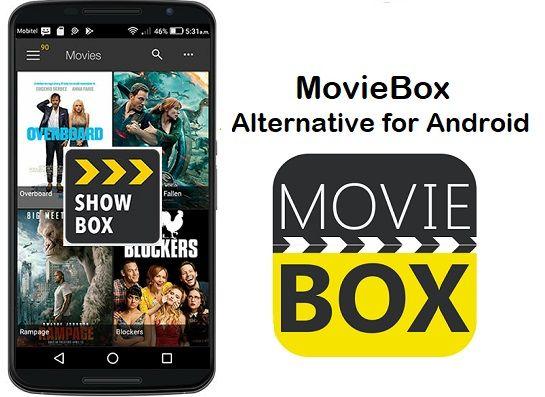 ShowBox 2018 for Android platform as MovieBox alternative