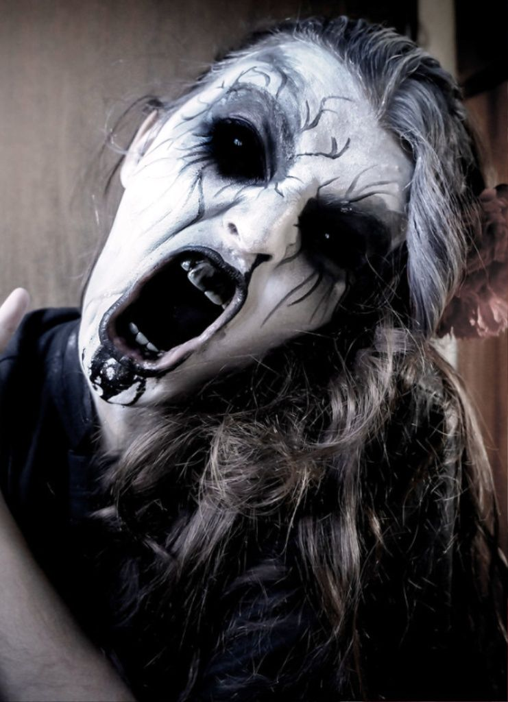 30 Scary Halloween Makeup Ideas For You To Try Halloween - halloween horror makeup ideas