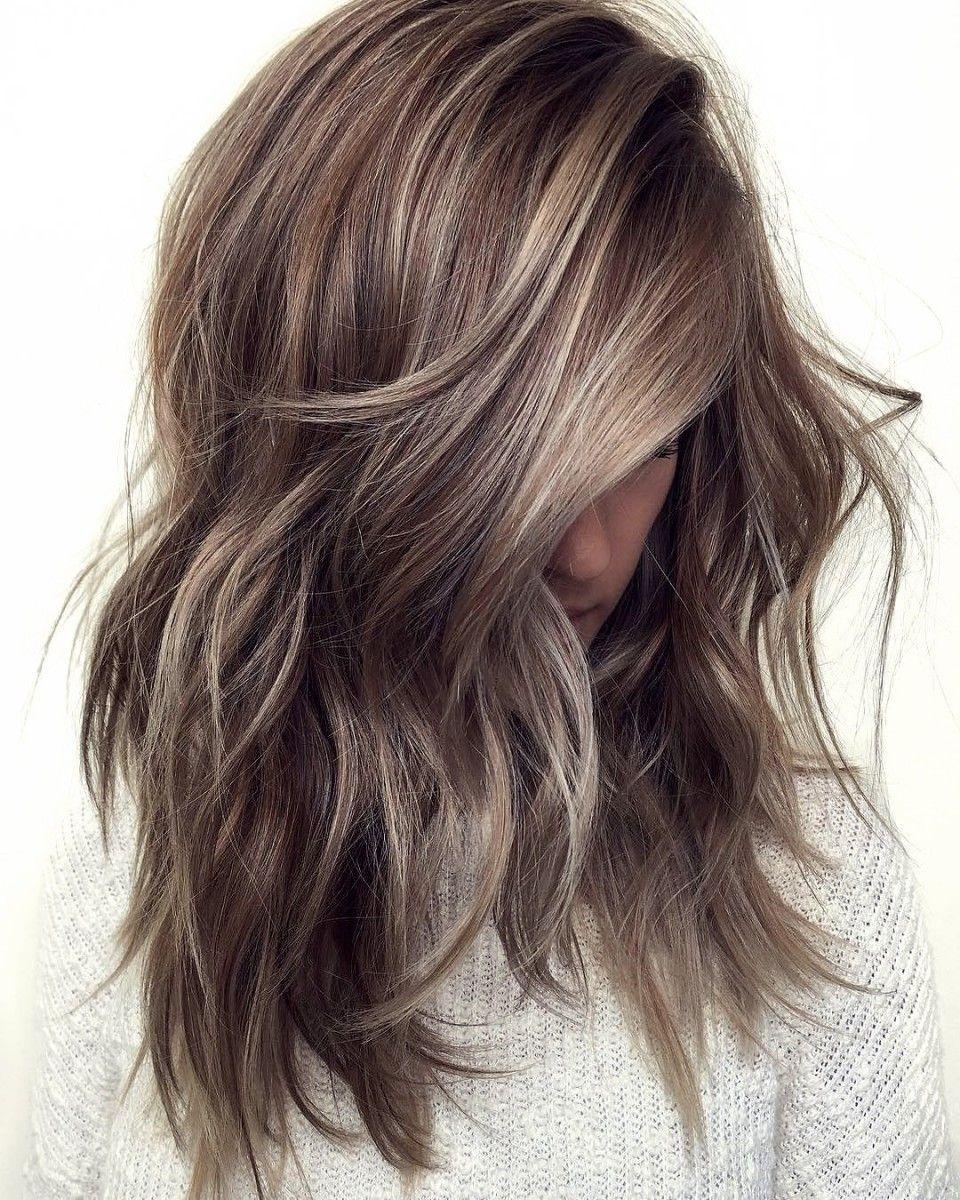 15 Trendy Ombre Haare Farben Ideen Haare Haarschnitt Ideen Farben Haarfarben Neue Hair Color Light Brown Brunette With Blonde Highlights Girl Hair Colors