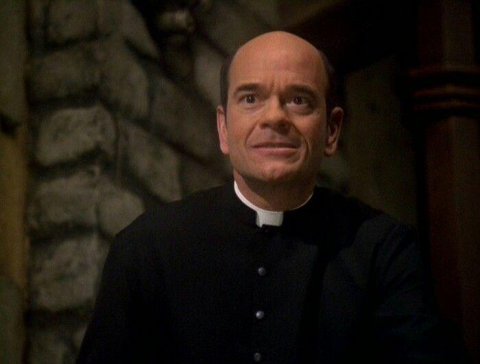 Robert Picardo as The Doctor in Star Trek Voyager ❤ Доктор - dr bashir i presume