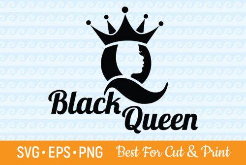 Download Black Queen SVG Afro SVG Afro Woman SVG Melanin SVG Afro ...