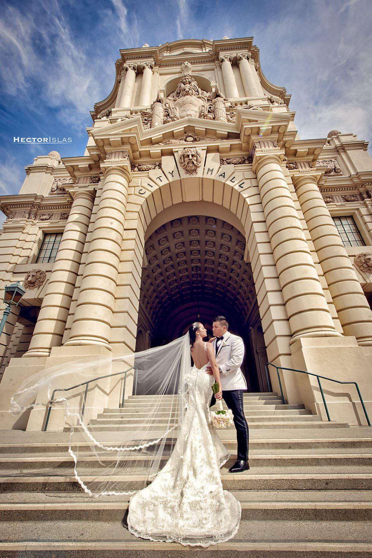 Pasadena City Hall Weddings Hector Islas Photography Pasadena City Hall Wedding Los Angeles Wedding Pictures