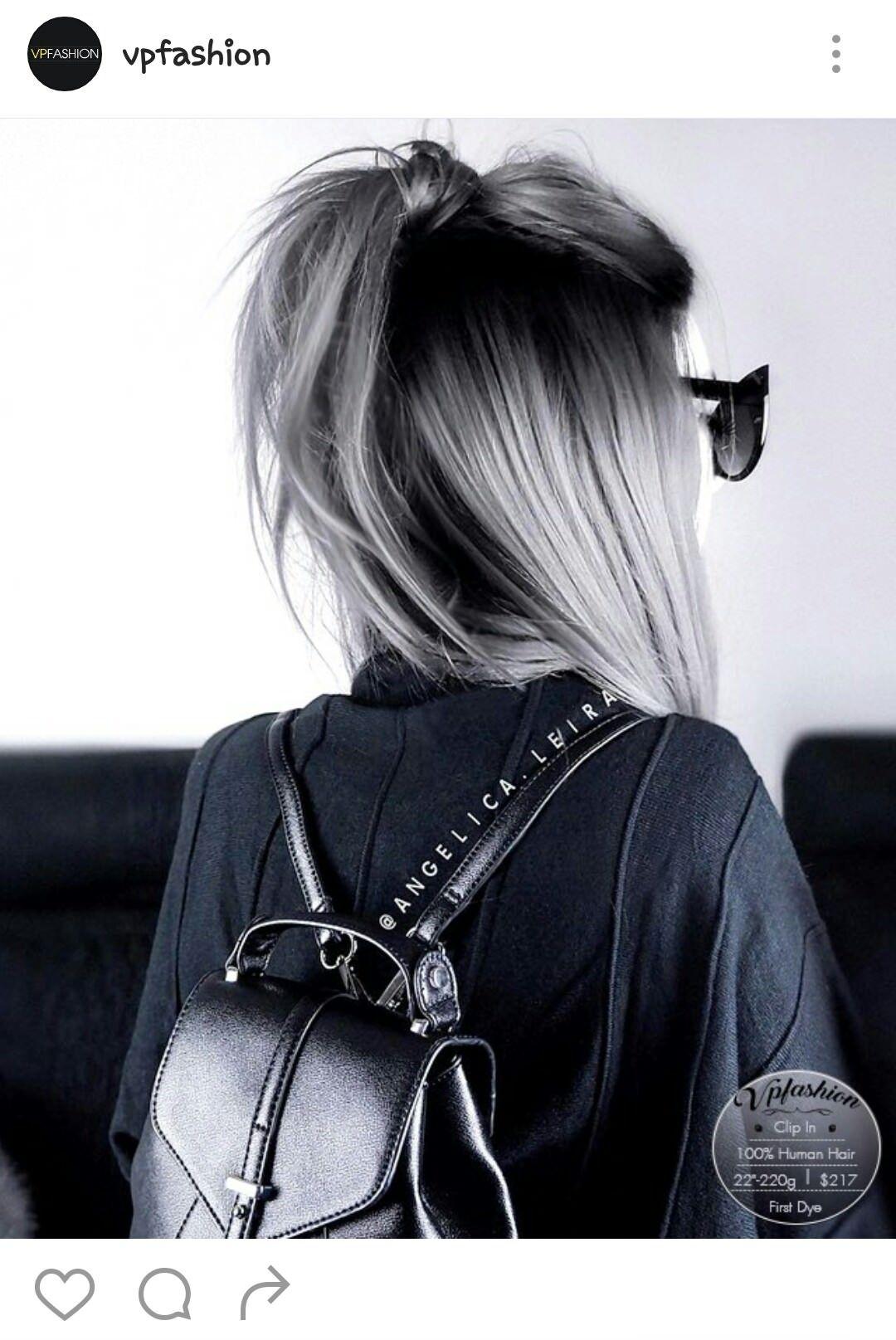 Fotos de chicas con cabello corto b612