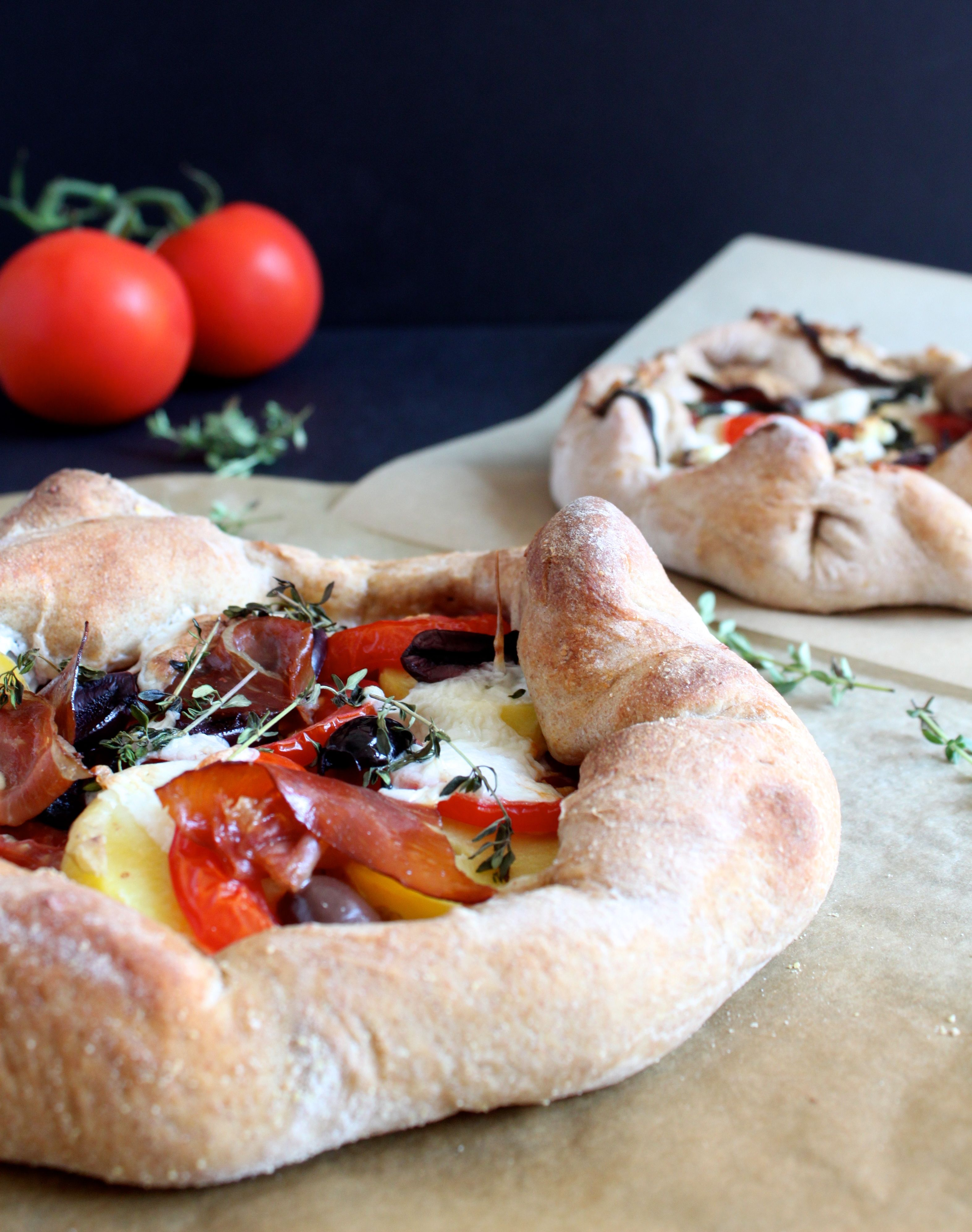 Summer savory crostataink ill stuff the crust with cheese think ill stuff the crust with food channel recipessummer savoryhomemade pizza forumfinder Images
