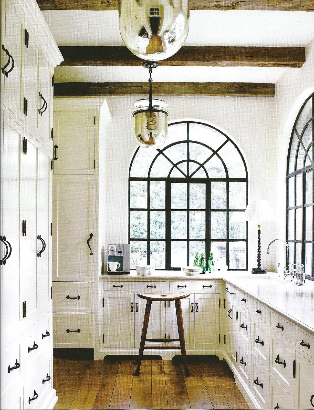This Is Exactly How I Want The Cabinets To Look And The Warmth I Mesmerizing Hardware Kitchen Cabinets Design Inspiration