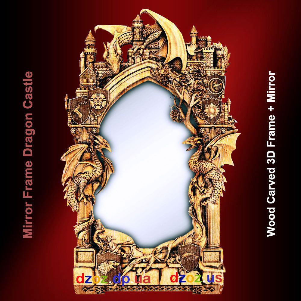 Wood carving 3d frame mirror game of thrones picture painting icon wood carving 3d frame mirror game of thrones picture painting icon art bible jeuxipadfo Gallery