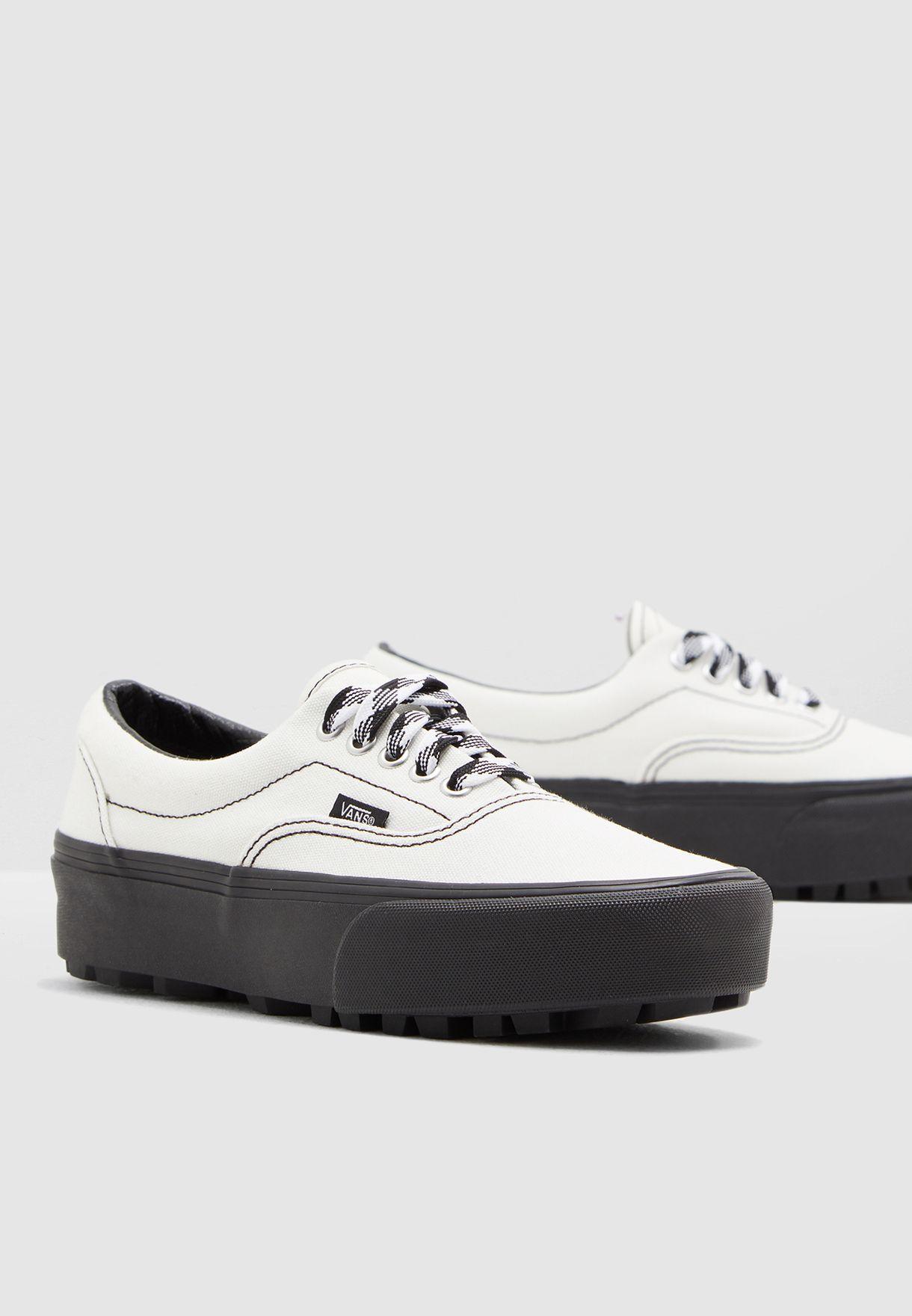 Buy Vans white 90s Retro Era Lug
