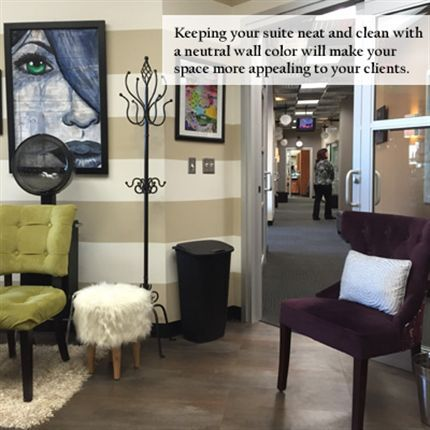 How To Make Your Mark on Your Salon Suite Decor   Salons, Articles ...