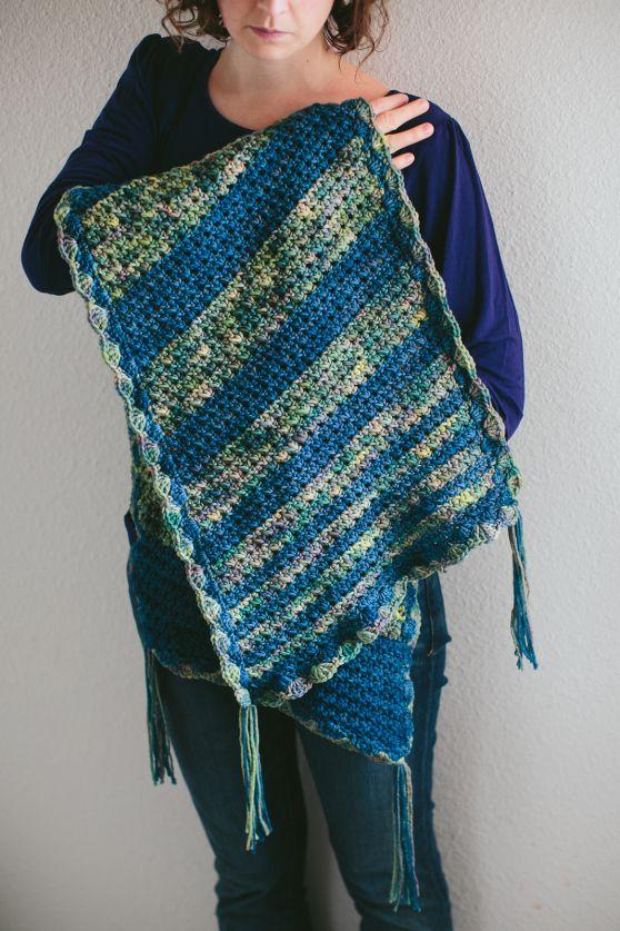 Free Pattern: The Power of a Prayer Shawl | Crochet | Prayer