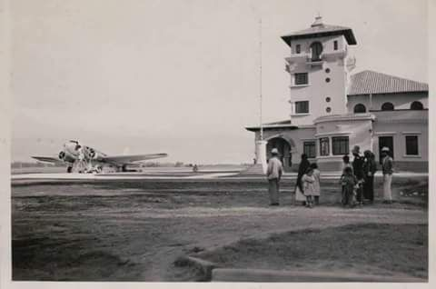 Antiguo Aeropuerto.