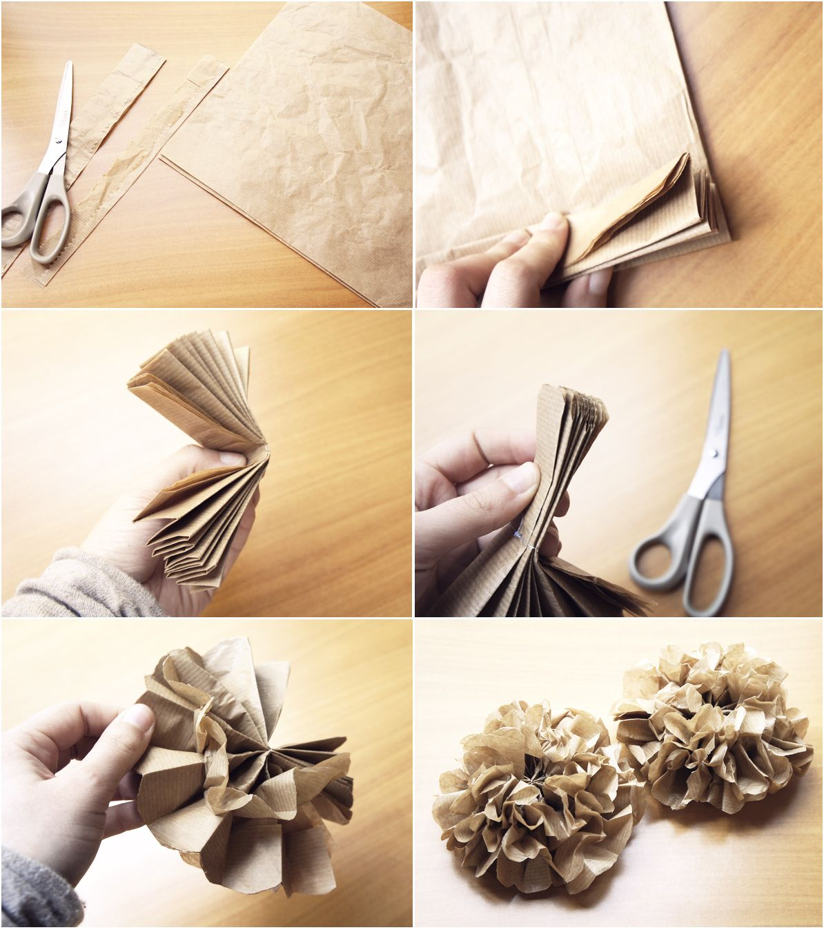 This Would Be Cute Using Newspaper Or Gift Wrap Too Paper Bag