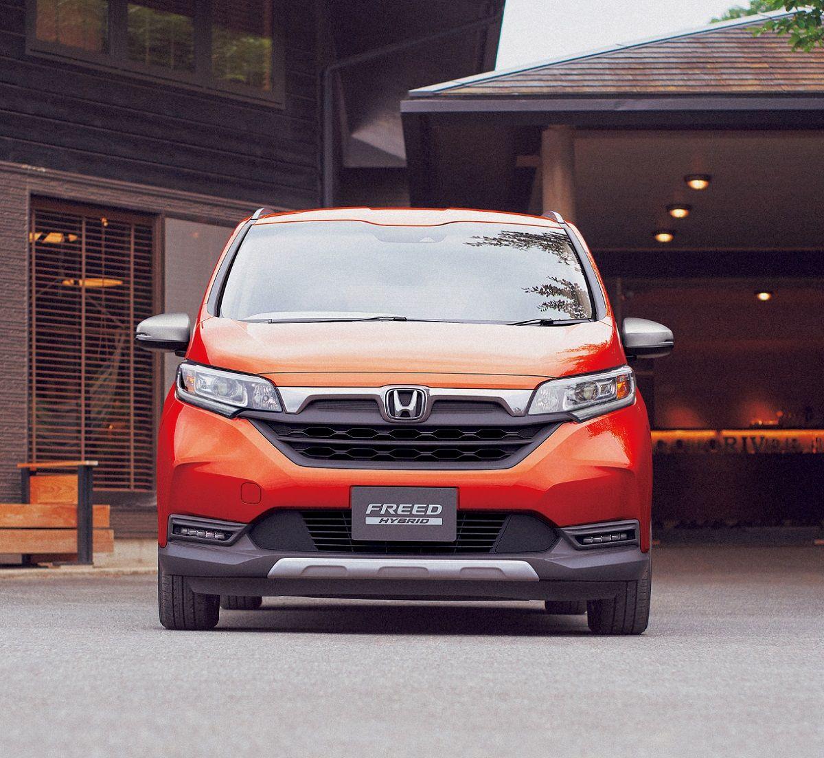 2021 Honda Freed Redesign Hybrid Specs In 2020 Honda Car Models Honda Fit Honda Fit Jazz