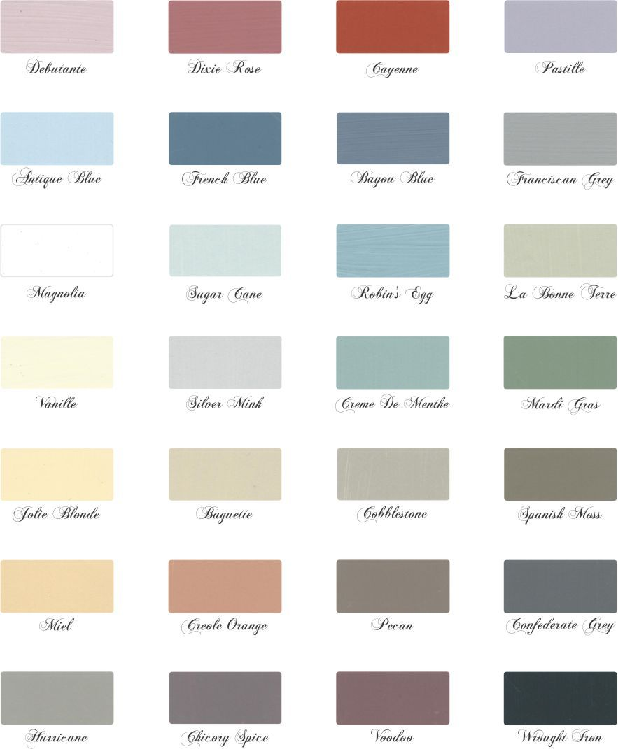 Paint colors website - A New Paint A Reveal