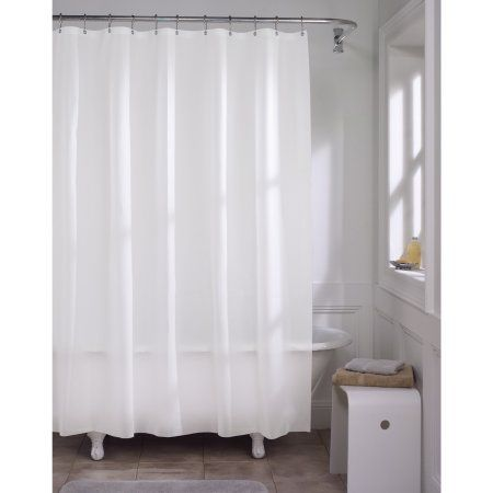 Home Vinyl Shower Curtains Shower Liner Fabric Shower Curtains