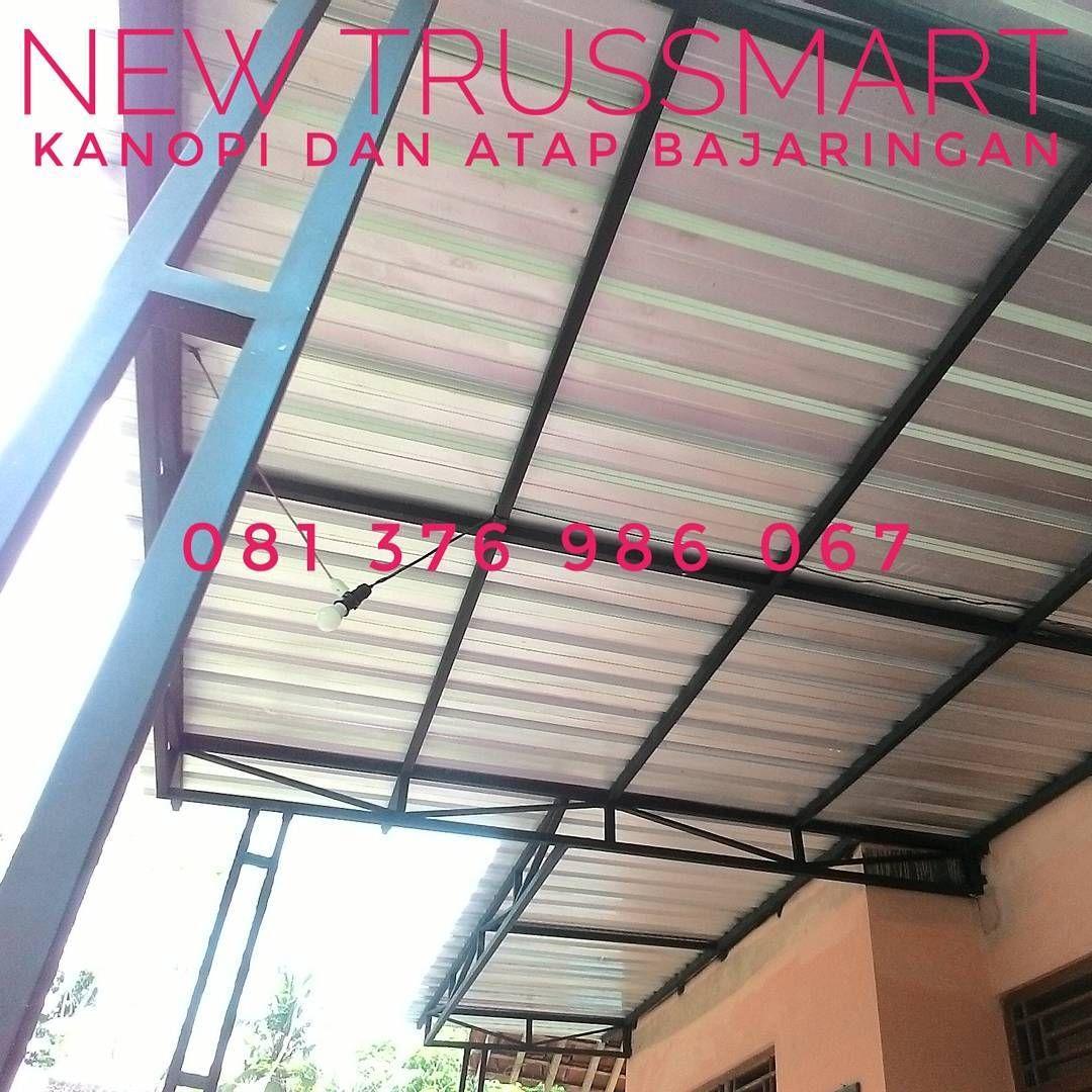 Rangka Plafon Baja Ringan Minimalis 081 376 986 067 Kanopi 185 Rb 130 Atap