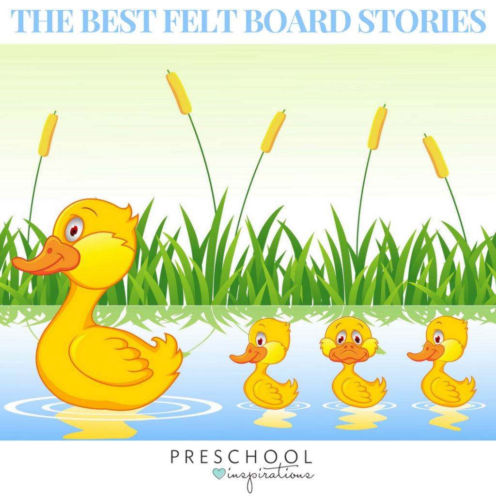 The Best Felt Board Stories For Circle Time | Felt board stories ...