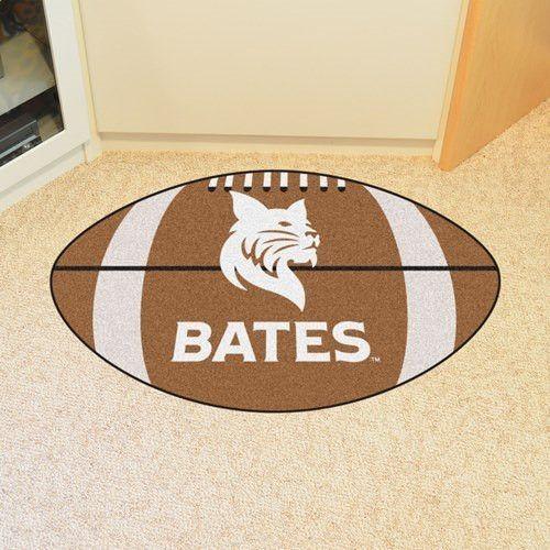 Bates College Football Rug