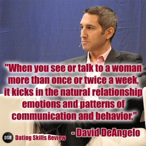 What is a girl dating behavior