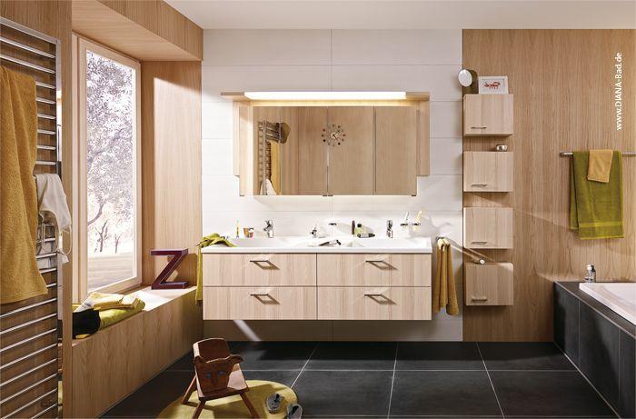 DIANA-Bad Familie mit 10 QM Badezimmer Planung Pinterest - badezimmer 10 qm