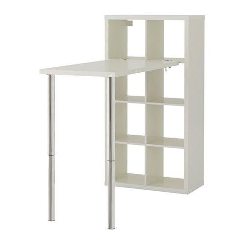 Ikea kallax schreibtisch  Kallax | Kallax desk, Desks and Small bedroom office