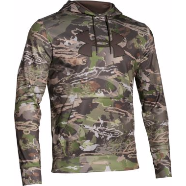 a3744b7dd7c26 Under Armour® Ridge Reaper® Forest Camo Big Logo Hoodie | Clothing ...