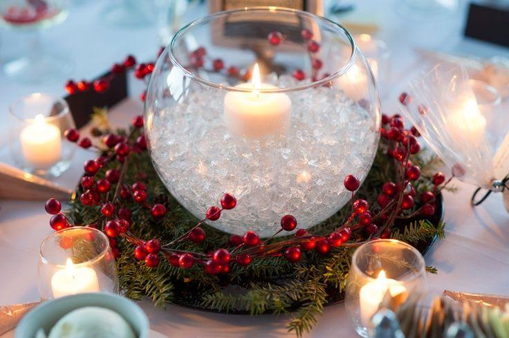 Pinterest Winter Wedding Centerpieces: Winter Wedding Centerpiece