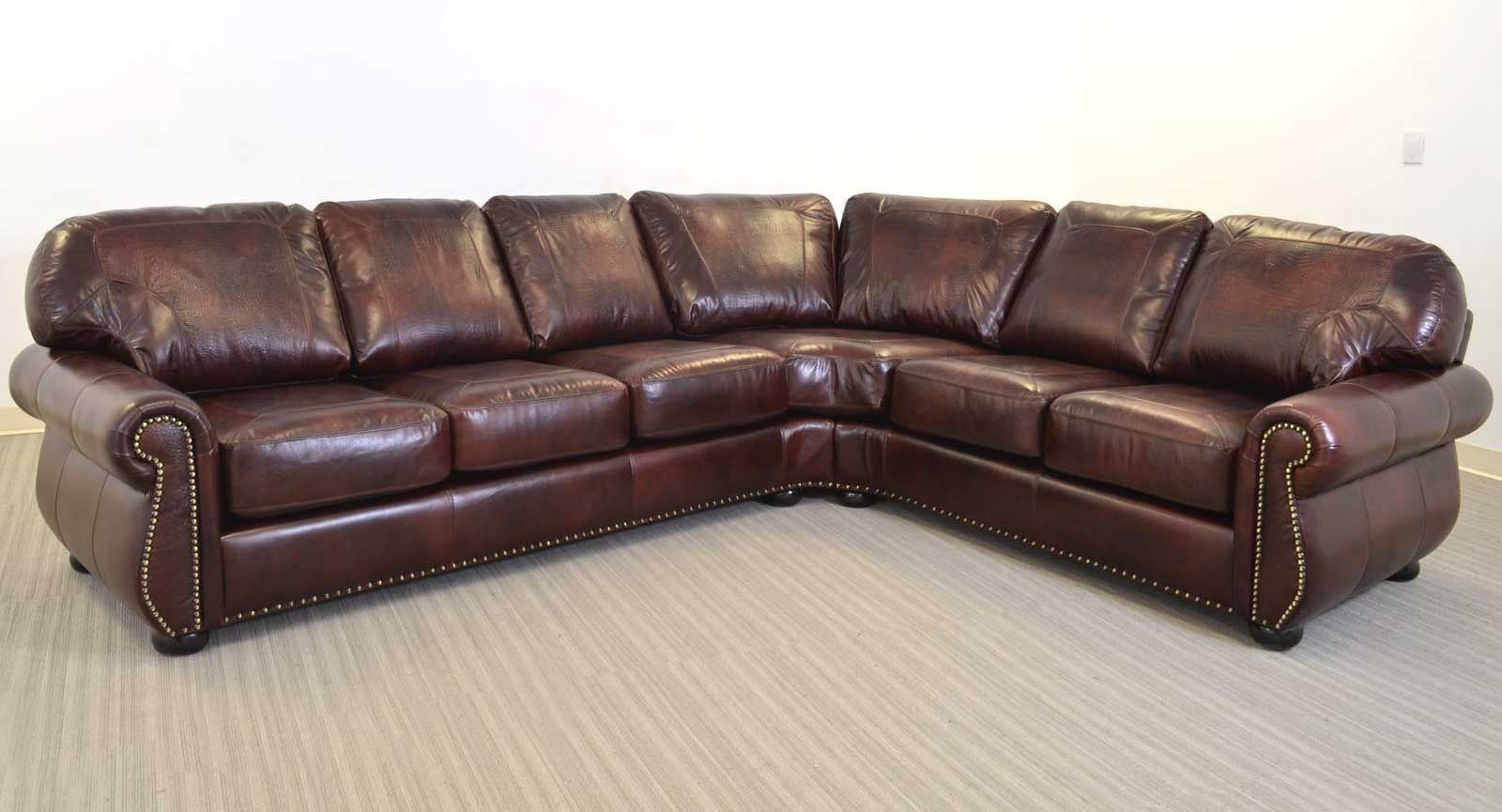 Made in the usa the addison leather sofa vintage leather furniture made in the usa manufacturing