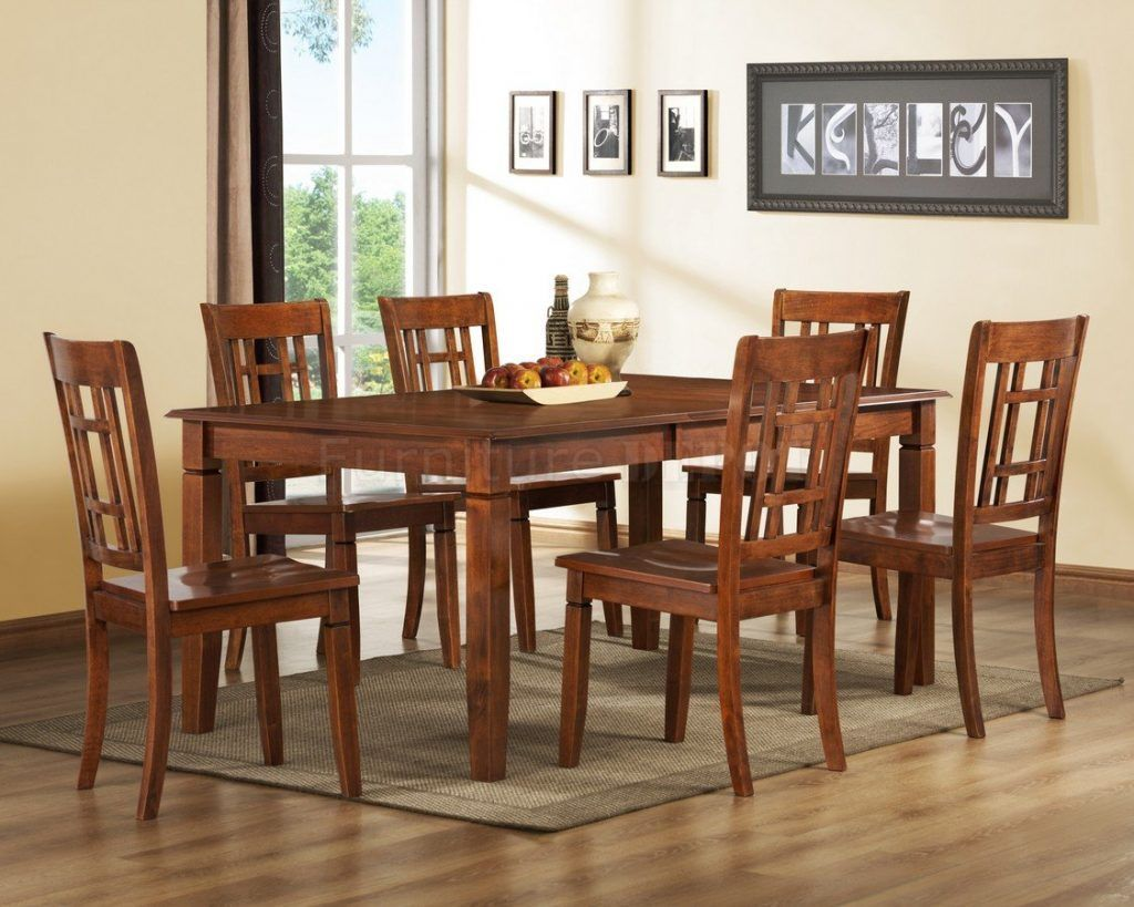 Furniture Dining Room Chairs Cherry