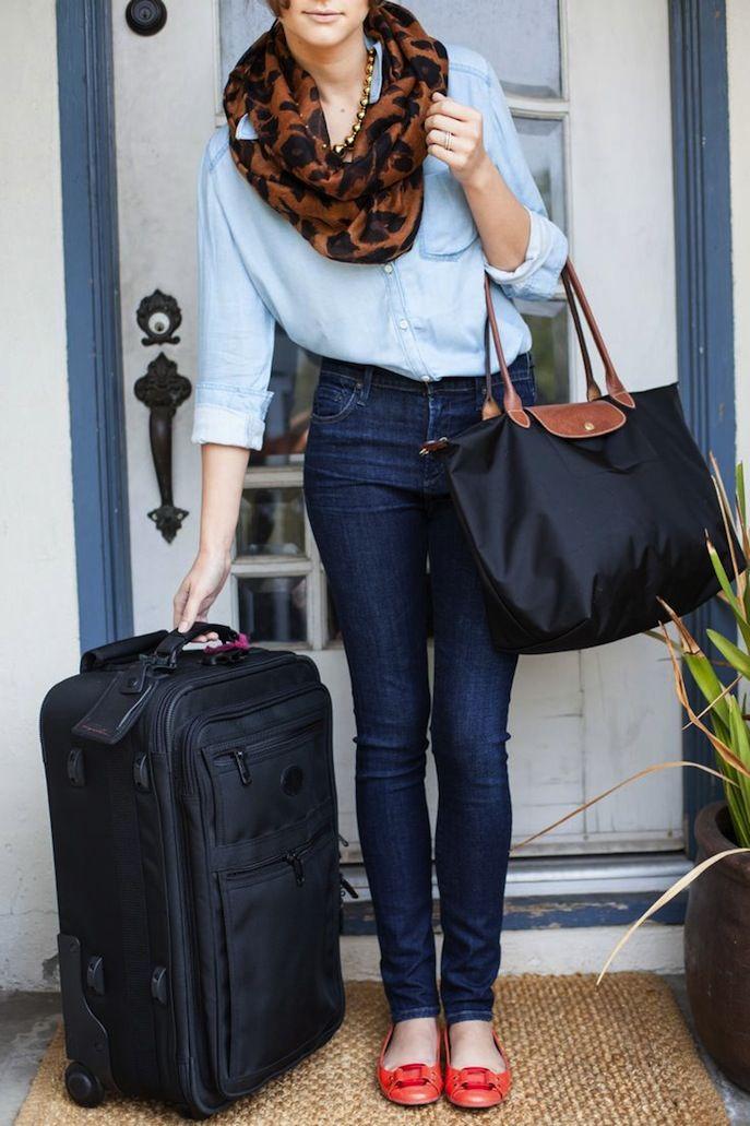 Weekend Style File  Longchamp Le Pliage   Fashion   Pinterest ... a5651cd973