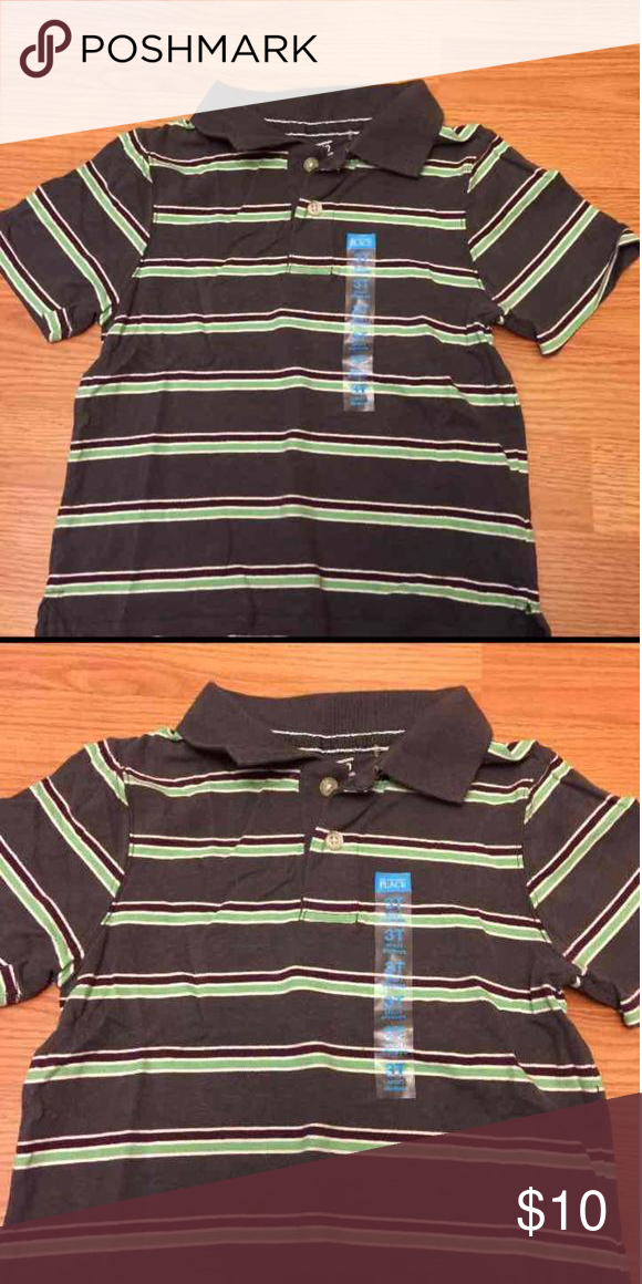 New toddler boys size 3T New toddler boys size 3T No trades Children's Place Shirts & Tops