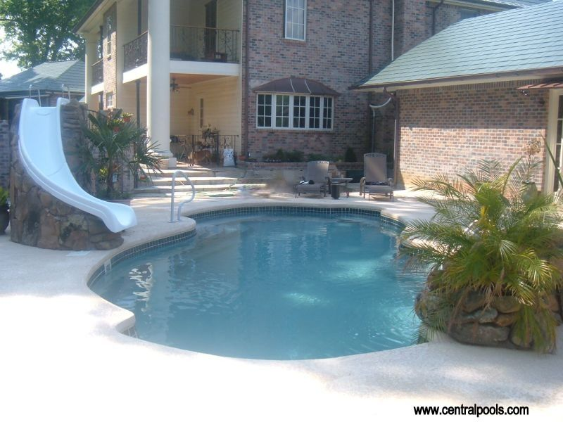 Central Pools Inc Fiberglass Swimming Pool Centralpools