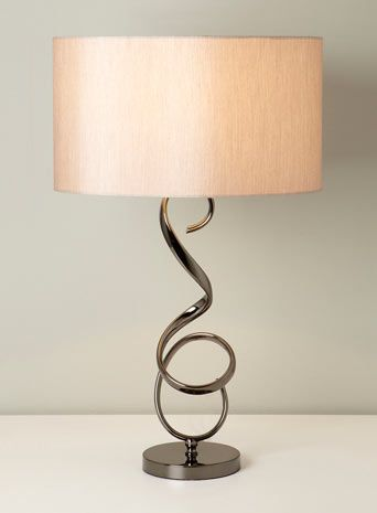Carter Table Lamp Lamps Lighting Bhs Kenzie S