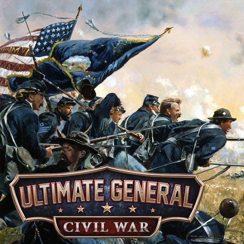 Ultimate General Civil War Jual Game PC
