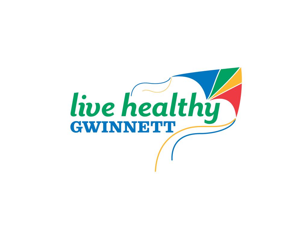 Live Healthy Gwinnett Logo In Gwinnett County Ga Designed By Minava Design The Encourage People To Be Hea Senior Health Heart Disease Prevention Osteoporosis