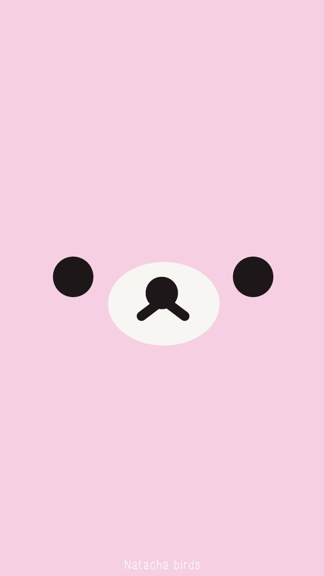 Natacha birds rilakkuma iphone wallpaper phone pinterest pink wallpaper for iphone wallpapers hd wallpapers voltagebd Choice Image