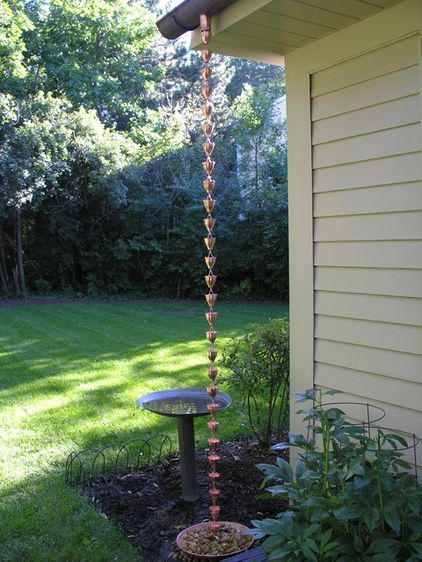 Downspout Of The Week Rain Chains