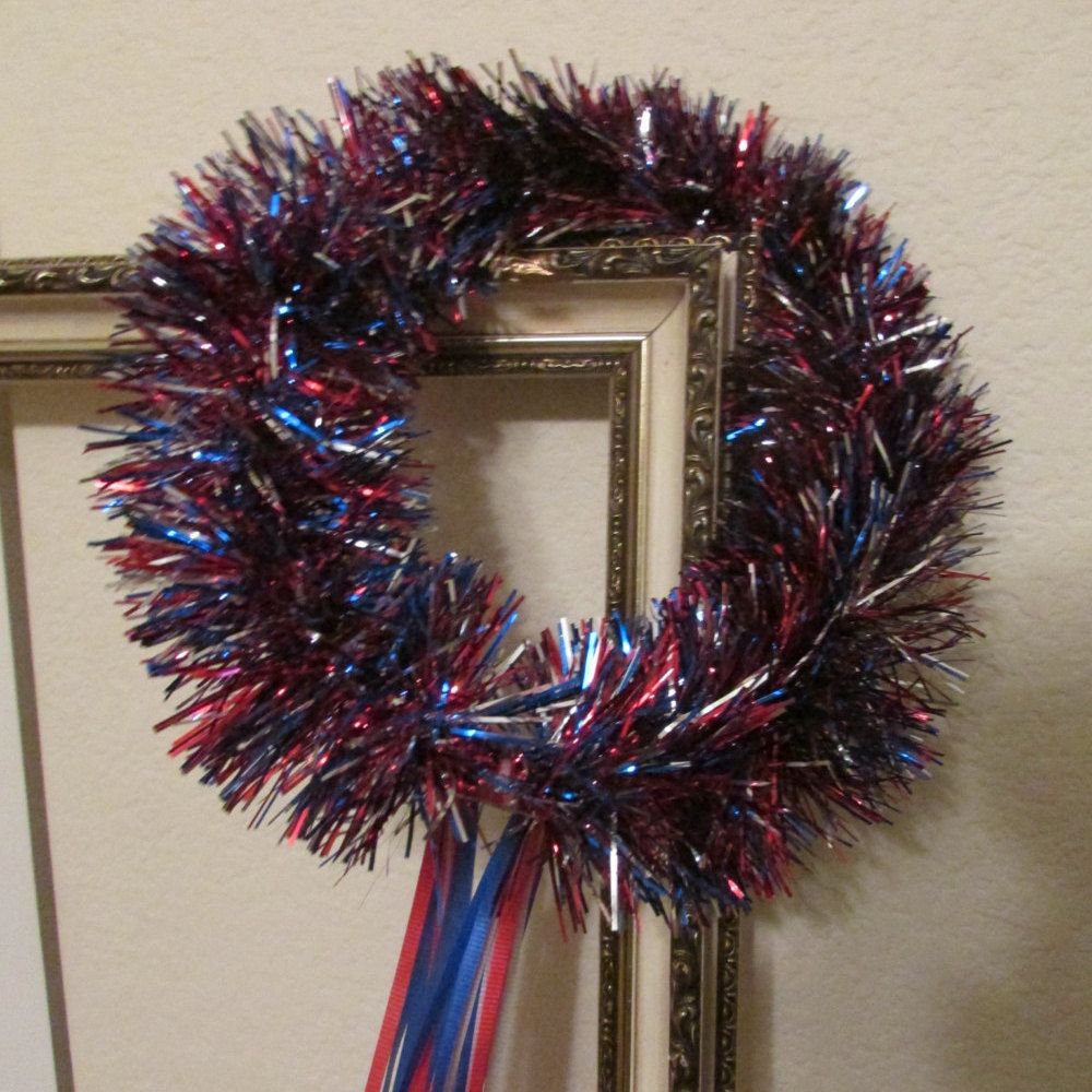 Fourth Of July Red White & Blue Patriotic Holiday Party Parade Fairy Princess Crown Halo by Tattutus on Etsy