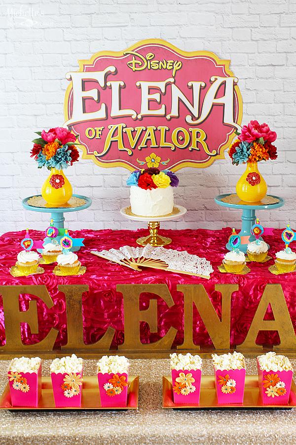 Elena of Avalor Party Ideas Latina Disney s and Princess