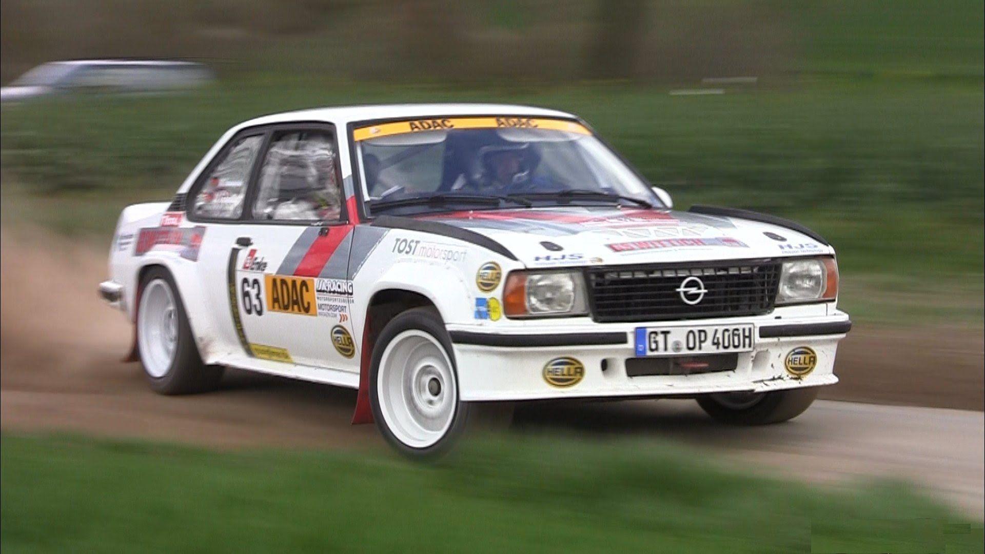 Opel ascona le ralli keyfi bir ba ka