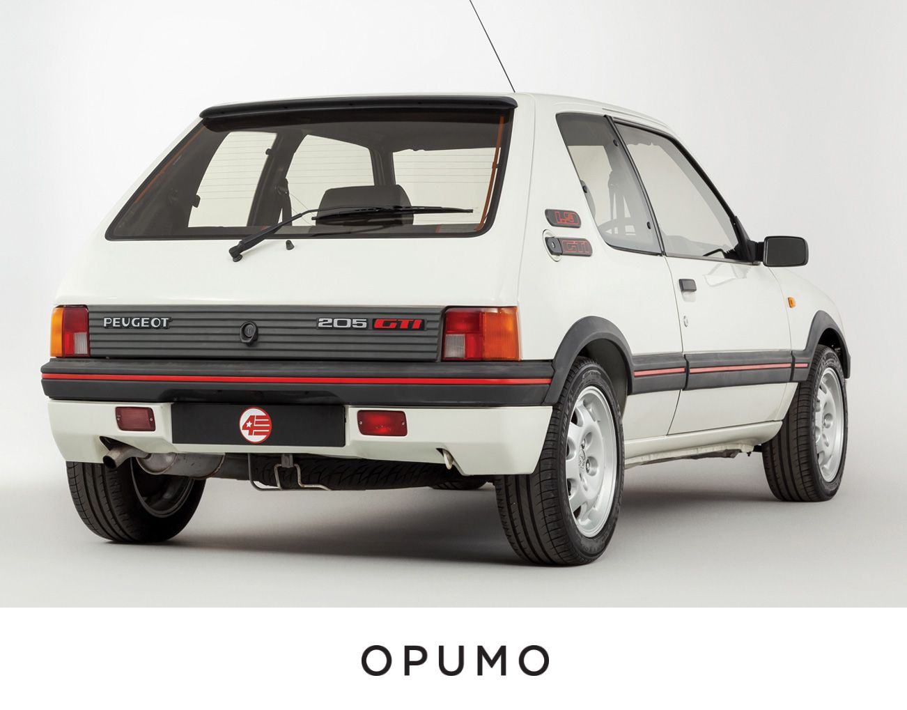 Peugeot 205 Gti 1 9 Is This The Ultimate Hot Hatch Opumo Magazine Hot Hatch Peugeot Gti