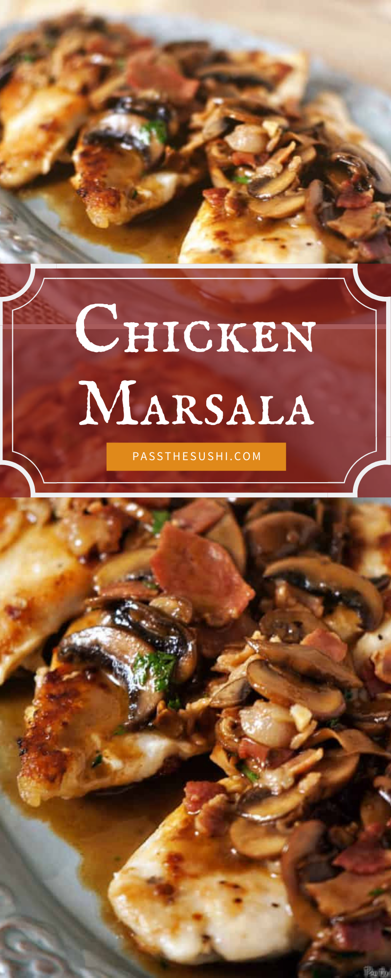 Photo of Chicken Marsala – Pass The Sushi