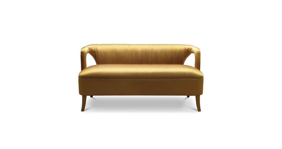 KAROO Samt Sofa Wohndesign Wohnzimmer Ideen BRABBU