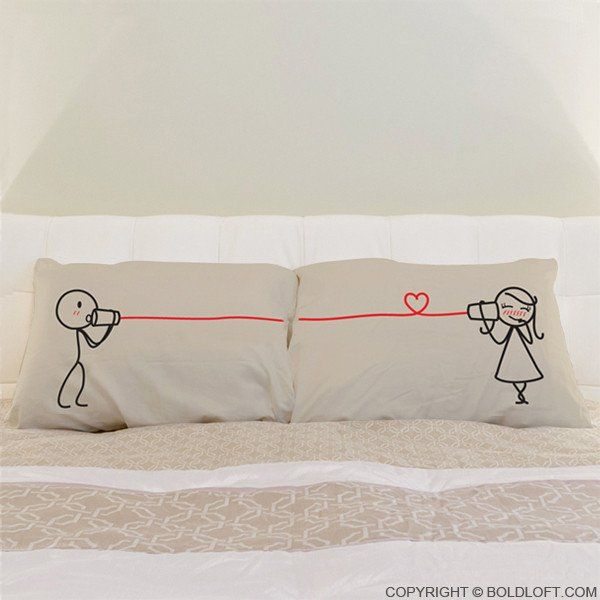 cute christmas gifts for girlfriend or wife boldloft say i love you his and hers
