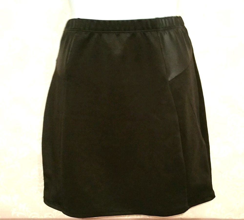 4a7199620b Charlotte Russe Womens Mini Skirt Size L Straight Black Elastic Waist  Stretchy #fashion #clothing #shoes #accessories #womensclothing #skirts  (ebay link)
